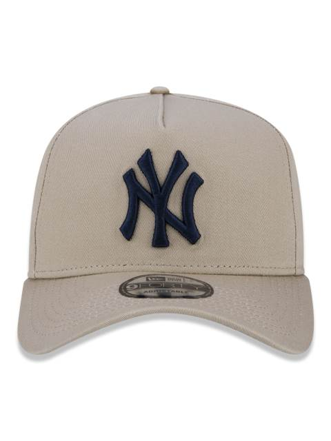 Boné Trucker Yankees Bege – New Era