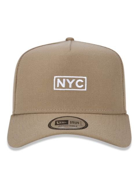 Boné Truker Nyc Bege – New Era