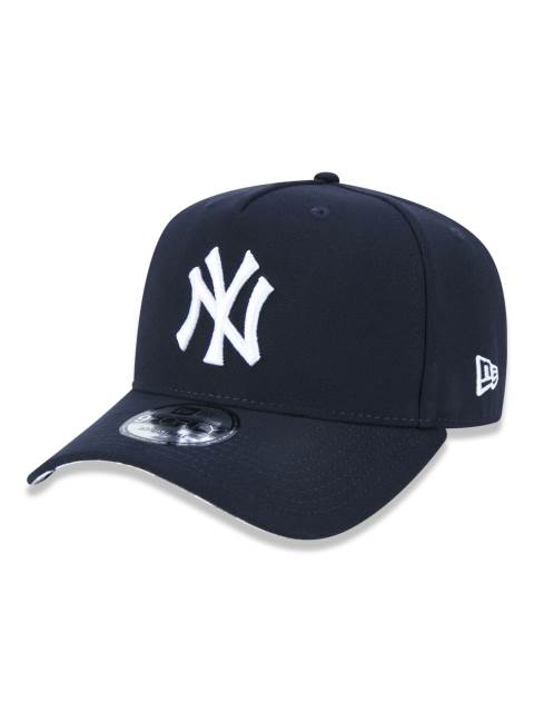 Boné Truker Yankees Azul – New Era