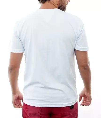 Camiseta Básica Branca – Tommy Hilfiger
