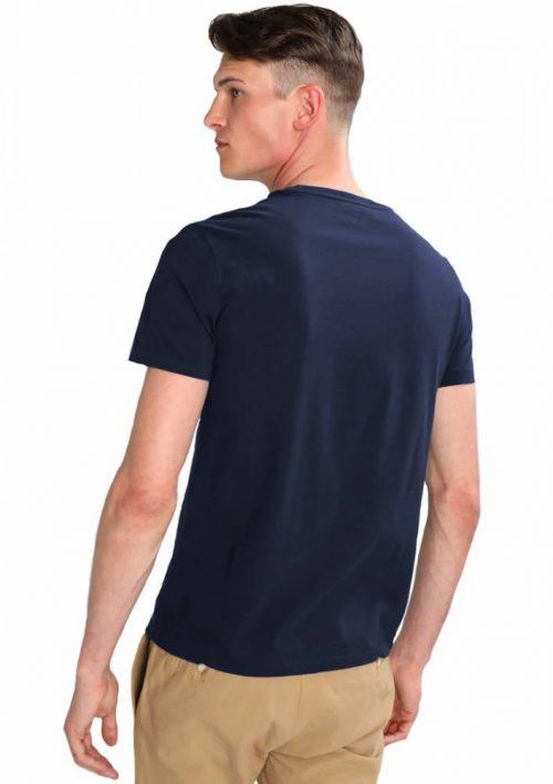 Camiseta básica Ralph Lauren Azul Marinho
