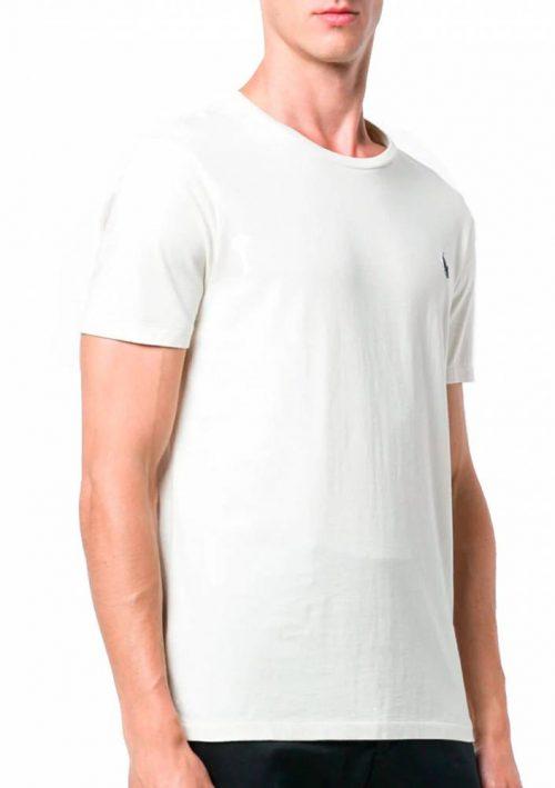 Camiseta basica Ralph lauren Branca