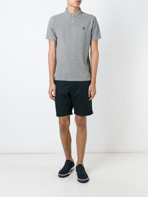Polo Cinza – Ralph Lauren
