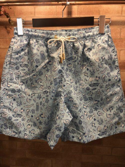 Shorts de Banho Peixes – INME