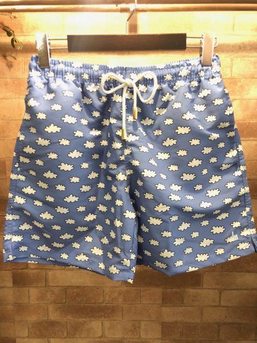 Shorts de Banho Nuvens – INME