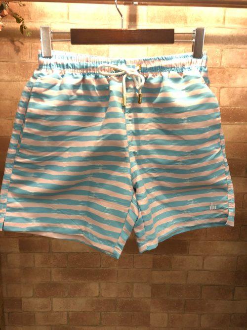 Shorts de Banho Listras – INME