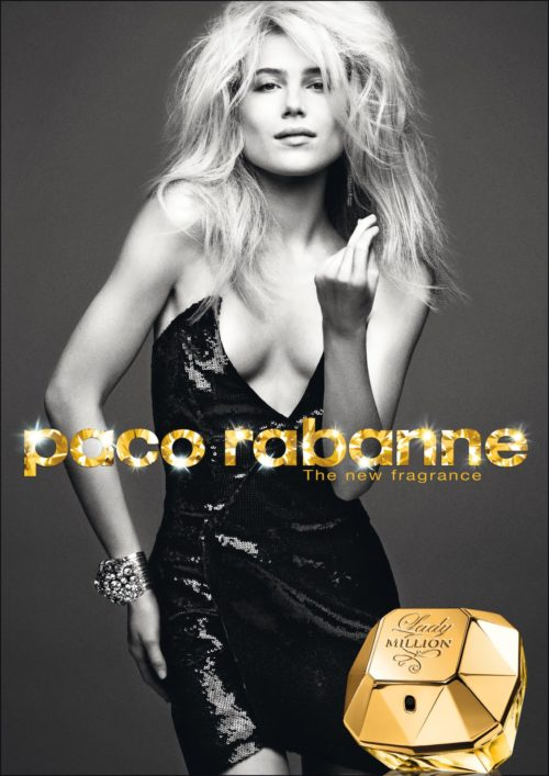 Perfume Lady Million – Paco Rabanne EDP 80ml