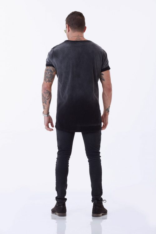 CAMISETA FORINC BLACK DEGRADE