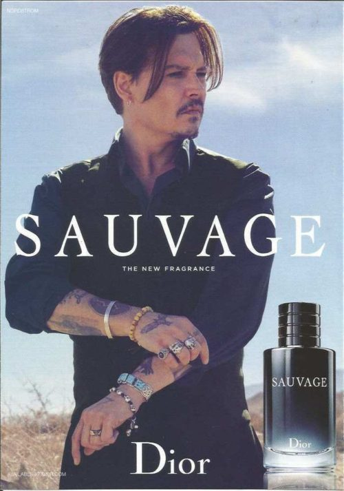 Perfume Masculino Sauvage  – Dior EDT 100ml