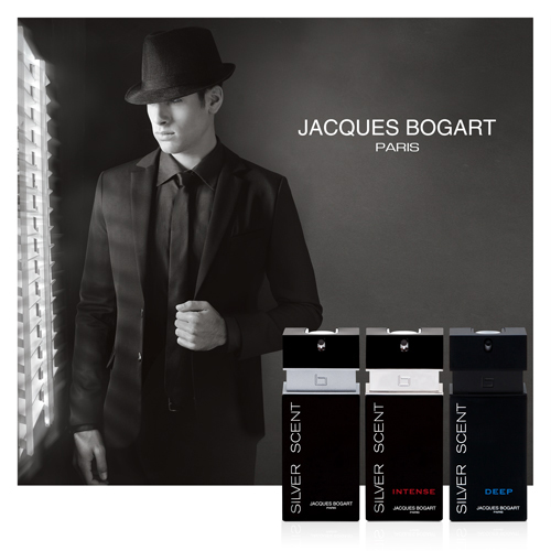 Perfume Masculino Silver Scent – Jacques Bogart EDT 100ml