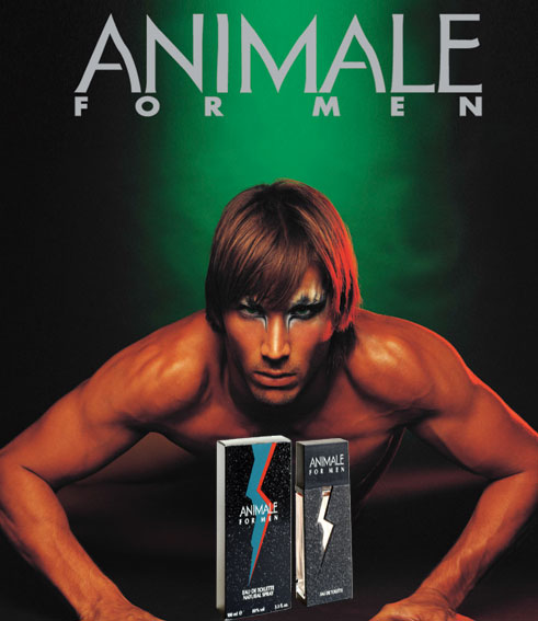 Perfume Masculino Animale For Man – Animale EDT 100ml