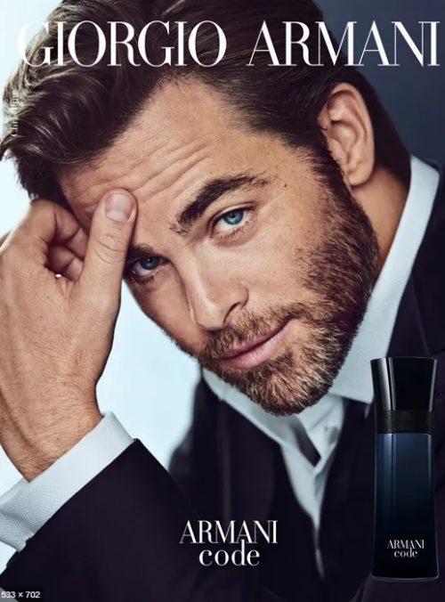 Perfume Masculino Armani Code – Giorgio Armani EDT 125ml