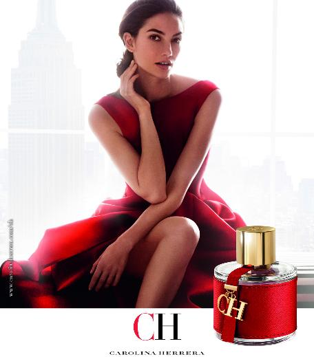 Perfume Feminino CH –  Carolina Herrera EDT 100ml