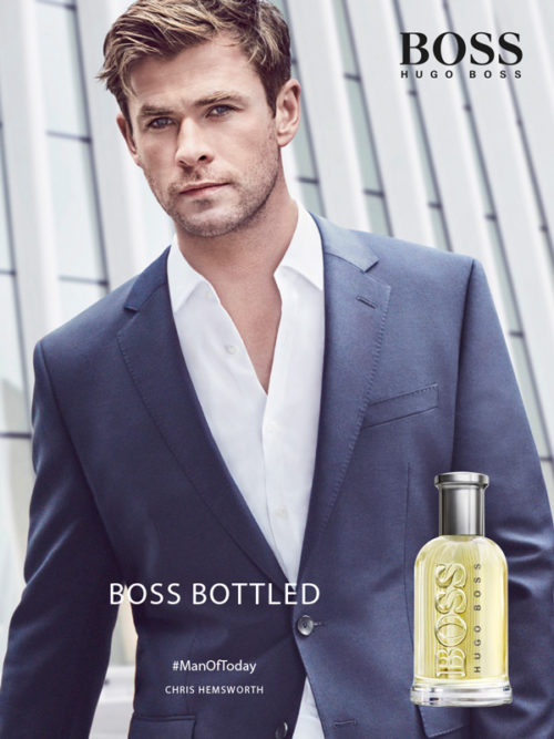 Perfume Masculino Hugo Boss Bottled –  Hugo Boss EDT 100ml