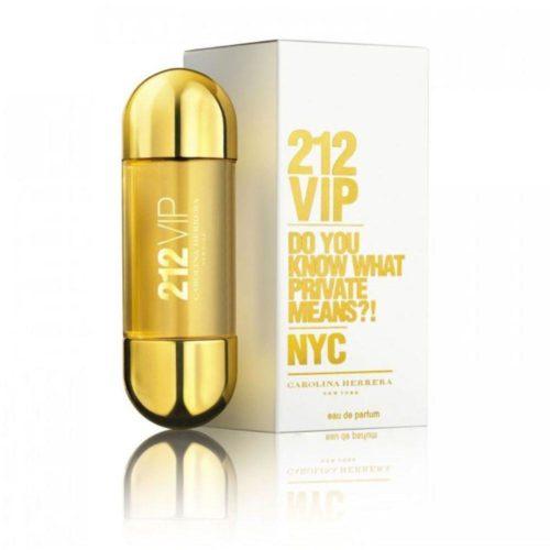 Perfume Feminino 212 Vip – Carolina Herrera EDP 80ml