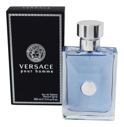 Perfume Masculino Versace Pour Homme –  Versace EDT 100ml