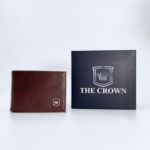 Carteira Masculina THE CROWN – Marty Plume Whisky