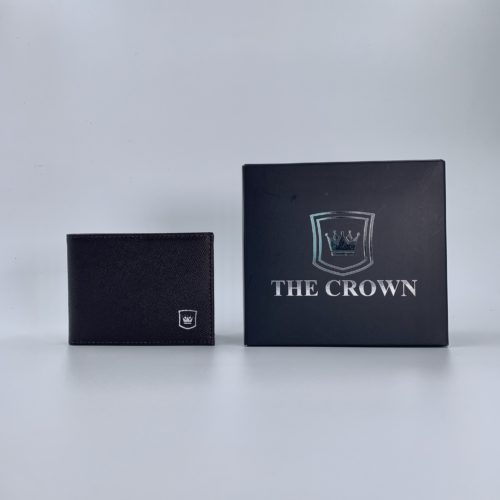 Carteira Masculina THE CROWN – Vitral Café