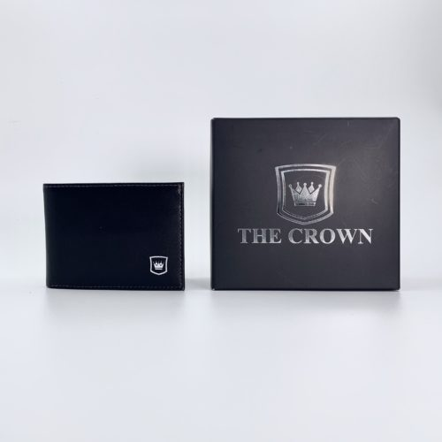 Carteira Masculina THE CROWN – Napa Confort Expresso