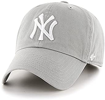 Boné '47 Brand New York Yankees – Cinza