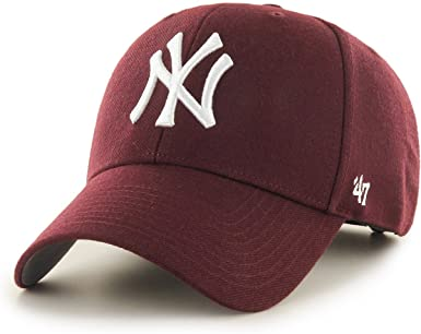 Boné '47 Brand New York Yankees – Bordo