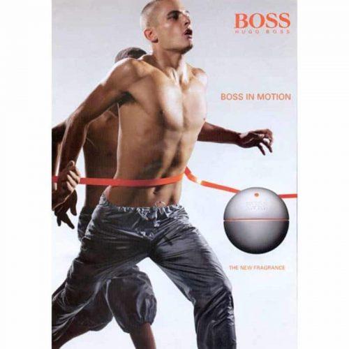 Perfume Masculino Boss In Motion – Hugo Boss EDT 100ml