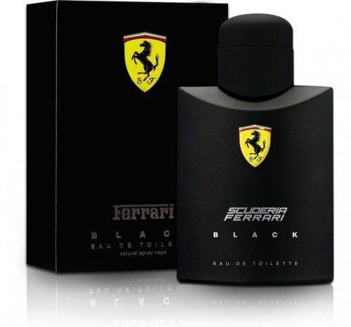 Perfume Masculino Ferrari Black – Ferrari EDT 125ml