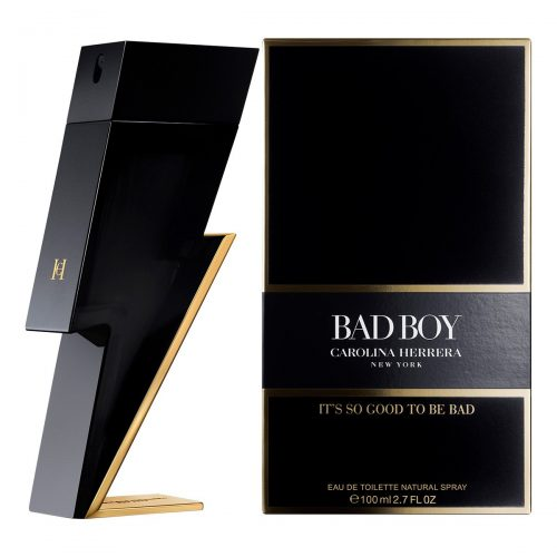 Perfume Masculino Bad Boy – Carolina Herrera EDT 100ml