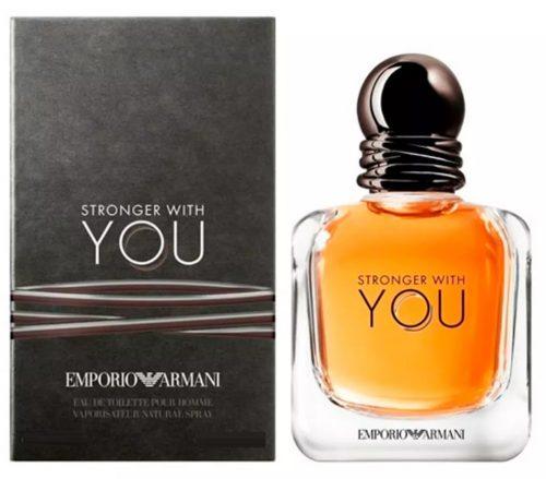 Perfume Mascilino Stronger With You – Emporio Armani EDT 100ml