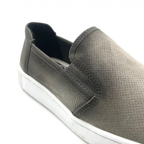 SLIP ON THE CROWN – CINZA