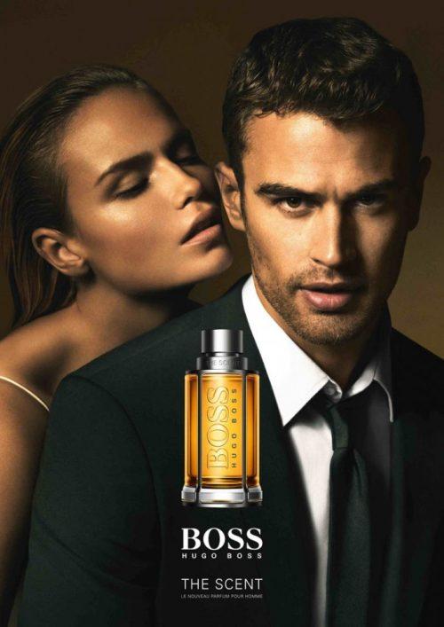 Perfume Masculino Hugo Boss The Scent – Hugo Boss EDT 100ml